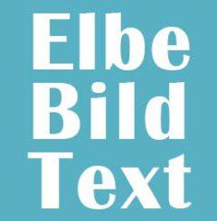 Elbe-Bild-Text Hamburg